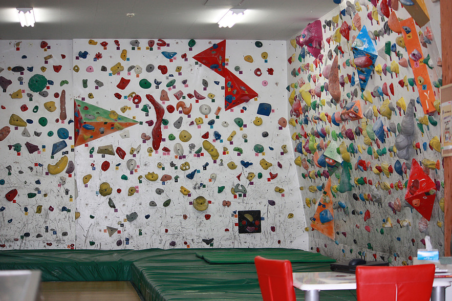 YJ LOCK CLIMBING GYM