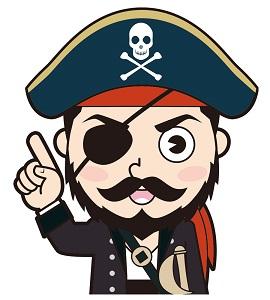 海賊 船長